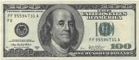 100 долларов США