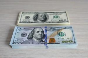 Доллары США старого и нового образца
